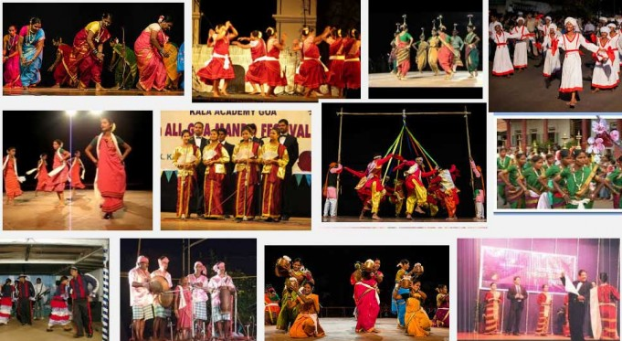 Folk Dances of Goa