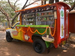 Handicraft on Wheels to market products made by rural artisans