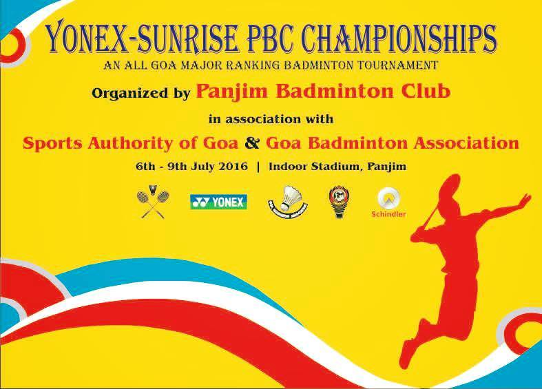 Yonex Sunrise Pbc Badminton Ranking Championships At Campal From