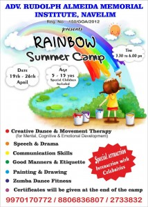 rainbow summer camp