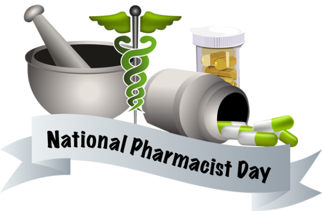 Image result for national pharmacist day 2019