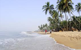Colva Beach South Goa S Most Por Will Be Developed Under Govt Of India Iconic Tourist Sites Project Only Which